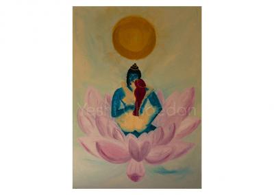 Shakti Love, 50 x 70cm