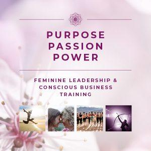 Purpose Passion Power