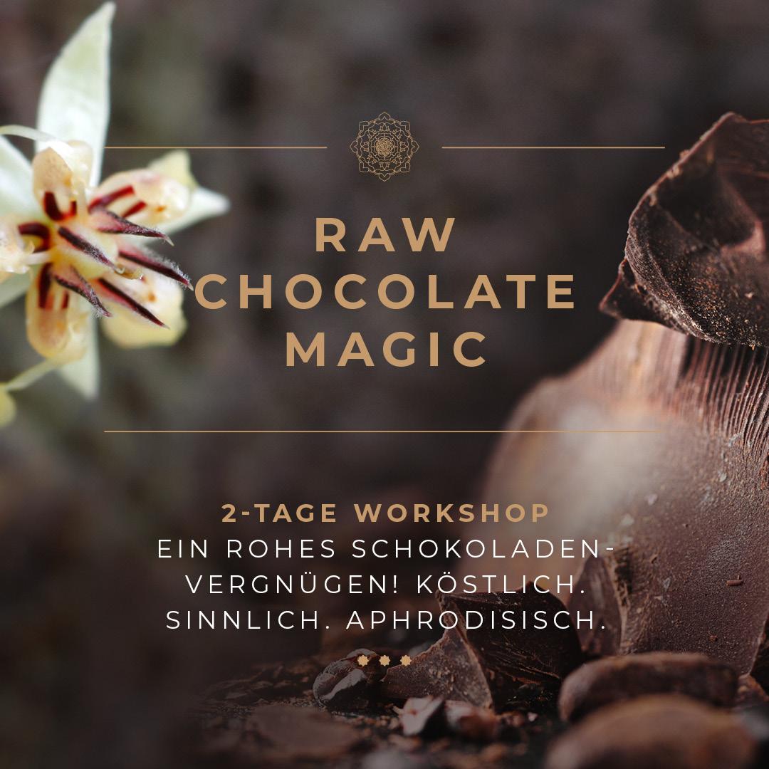 Raw Chocolate Magic
